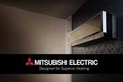 Кондиционеры MITSUBISHI ELECTRIC с установкой в Речице. Услуги монтажа