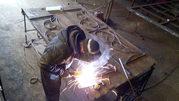 Изготовление художественных металлоконструкций
